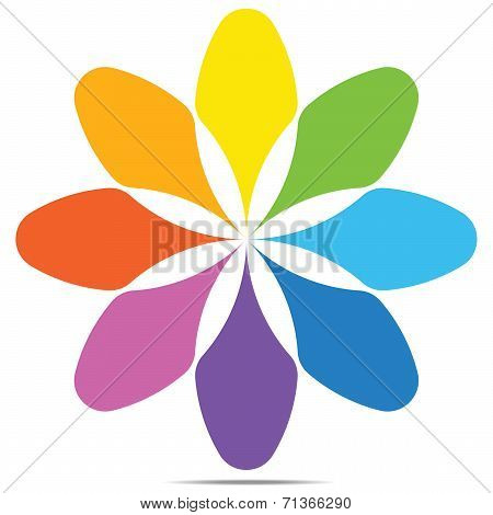 Color Patels Wheel