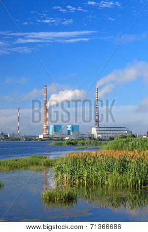 Ryazan Power Station