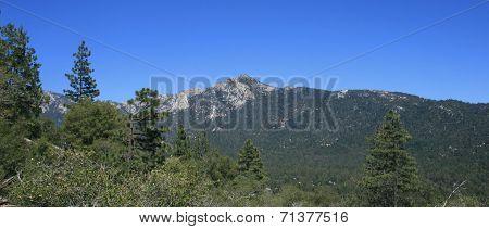 Idyllwild Panorama