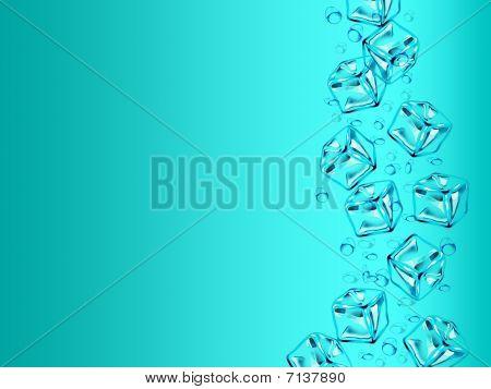 Ice Cube background
