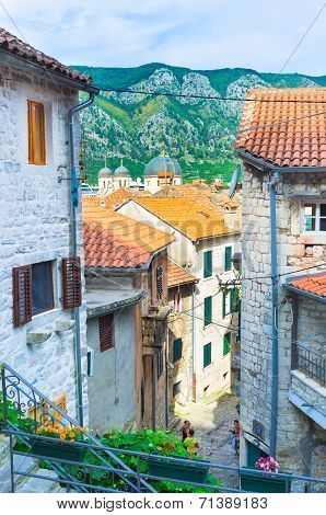 The Backstreets Of Kotor