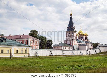 Valday Iversky Monastery, Russia