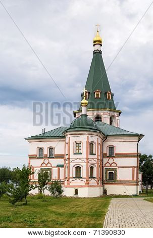 Valday Iversky Monastery, Russia