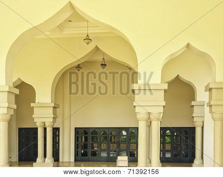 Mosque Arcs