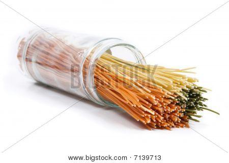 Spilt Spaghetti
