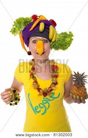 Veggie Clown
