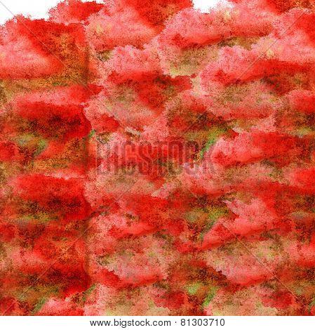 modern art avant-guard texture background wallpaper red, green b