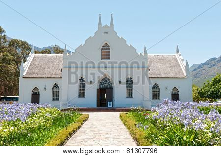 Dutch Reformed Church, Franschoek