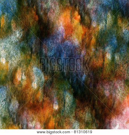 modern art blue, red, yellow avant-guard wallpaper seamless pat