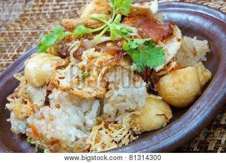 Vietnamese Food, Savory Xoi