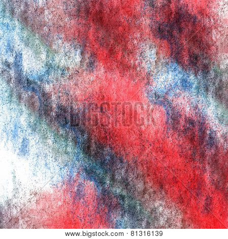 modern blue, red art avant-guard texture background wallpaper vi