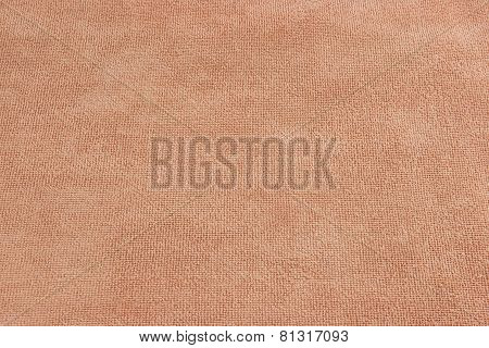 Brown Towel Background