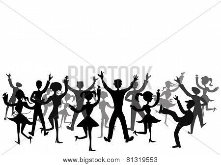 Dance audience
