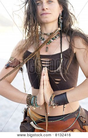 Totem Woman