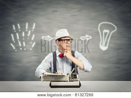 Guy writer