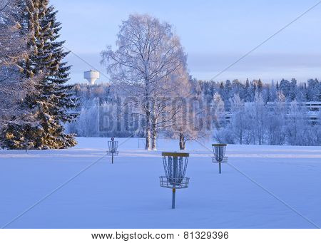 UMEA, SWEDEN ON JANUARY 15