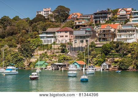 North Shore in Sydney
