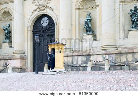 Sweden. Stockholm. Old Town. Royal Palace
