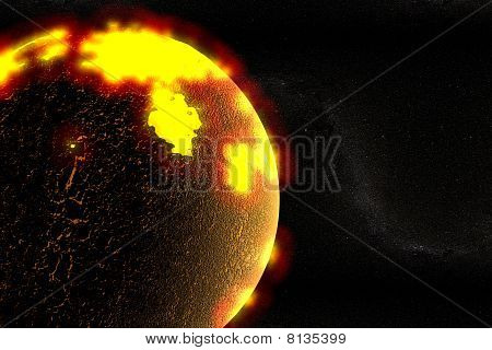 Earth Forming