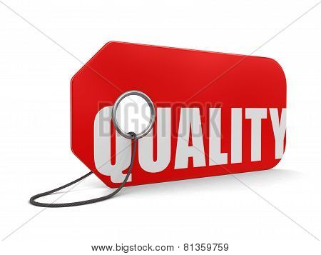 Label Quality (clipping path included)
