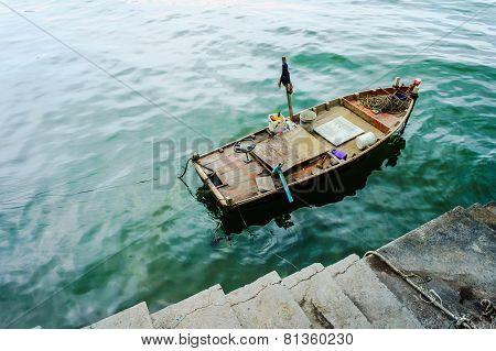 Parking Boat