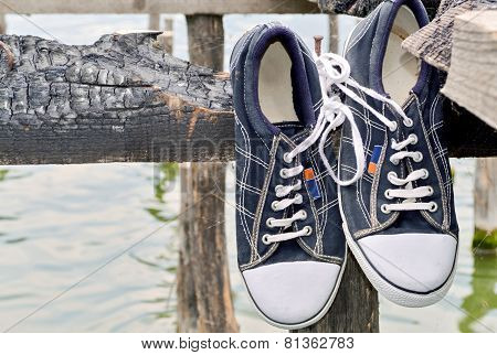 Old Style Sneakers A