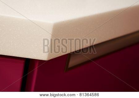 Corner Of Kitchen Desk