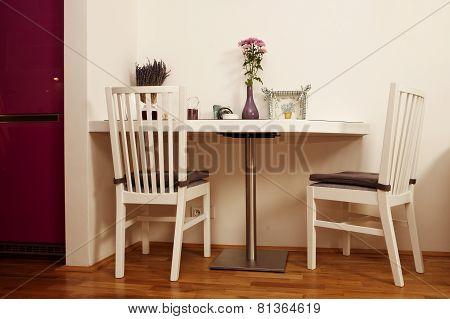Corner For Eating