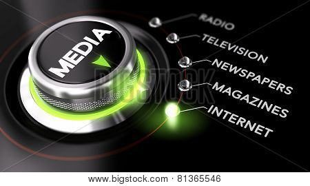 Advertising Campaign, Mass Medias