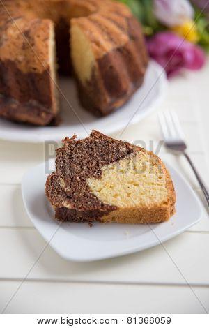Gugelhupf Sponge Cake