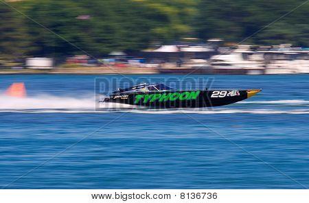 Typhoon Off-shore Racer