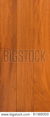 Wood Texture Of Floor, Teak Parquet.