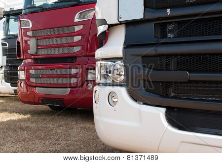 Trucks and heavy transport