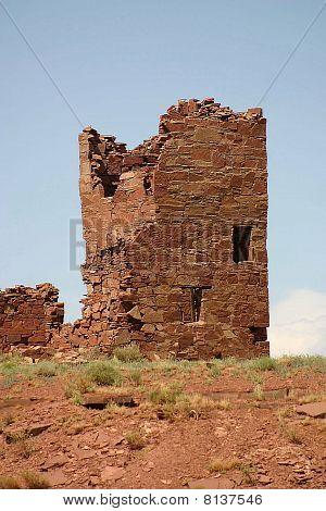 American Meteorite Museum Tower Ruins