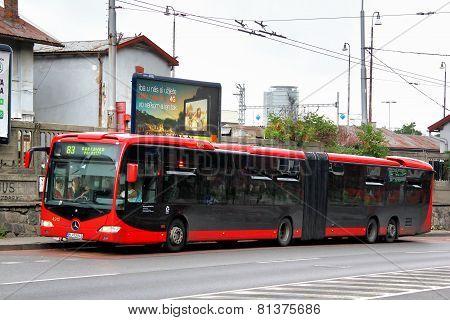 Mercedes-benz O530 Citaro Gl Capacity