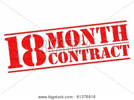 18 Month Contract