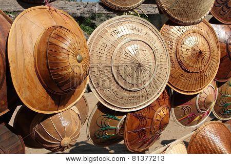 Burmese Hats For Sale
