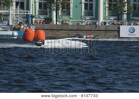 Formula 1 on water, GP Russia