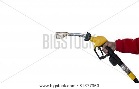 Fuel Costs - Stock Image