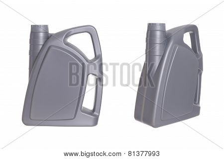 Oil Can - Stock Image