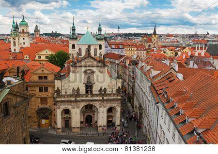 St. Salvator Church, Prague