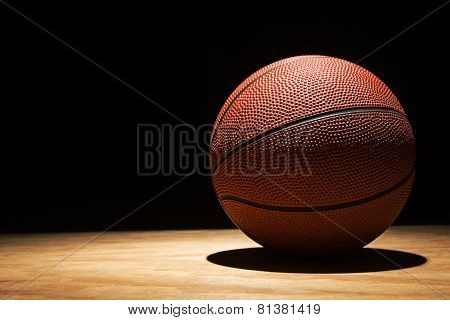 Basketball On Hardwood 2015