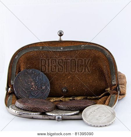 Old Purse Is Open