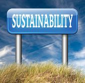 foto of sustainable development  - sustainability - JPG