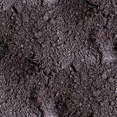pic of farm land  - dirt seamless texture  soil land  texture background - JPG