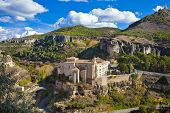 picture of parador  - incredible  Cuenca  - JPG