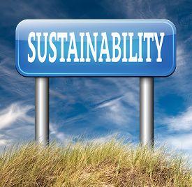 stock photo of economy  - sustainability - JPG
