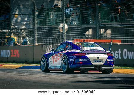 Porsche Gt3 Racing Car