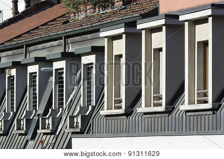 Milan (italy): Architectural Details