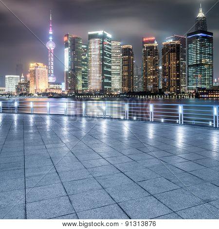 Square In Shanghai